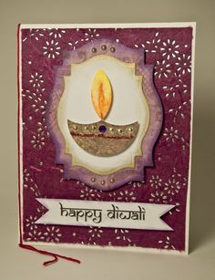 Handmade Diwali Greeting Card Ideas With Photos – Posts Hub Handmade Diwali Greeting Cards, Diwali Cards, Diwali Diy, Diwali Gifts, Handmade Cards, Diwali Wishes, Happy Diwali, Cards Diy, Diwali Greetings With Name