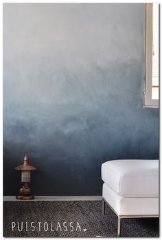 Walls can change how the room looks dramatically, and sticking with traditional white walls, can sometimes make the room boring. Take a ride through these awesome wall painting ideas, to inspire your next room transformation. Wall art mural with paint DIY Home Design, Interior Design, Interior Ideas, Interior Painting Ideas, Room Interior, Simple Interior, Design Hotel, Painting Furniture, Apartment Interior