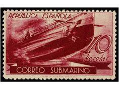 1938 - Correo Submarino