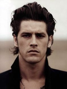 Great hair - who is this man?