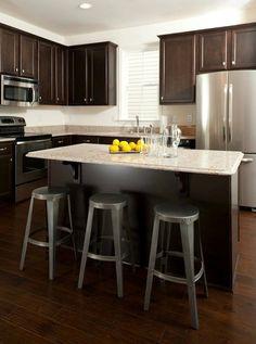 Sabal Homes SC   Kitchens   Espresso Cabinets, Espresso Kitchen Cabinets,  Shaker Cabinets,