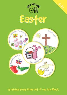Check out our bundle of 12 brand-new Easter songs for primary school lessons & assemblies! A great way for and classes to celebrate Easter! Primary School Songs, Primary School Curriculum, Preschool Songs, Toddler Preschool, Classroom Activities, Easter Songs For Kids, Kids Songs, Singing School, School Play