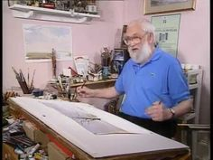 Simply Watercolour by Robert Wade - YouTube