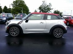 2014 MINI Cooper Paceman John Cooper Works ALL4