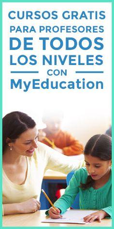 Cursos gratis de todos los niveles en MyEducation
