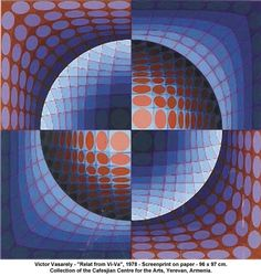 Victor Vasarely, Relat from Vi-Va, 1978