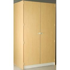 Stevens ID Systems Music 1 Tier 2 Wide Instrument Storage with Doors Locker Size: H x W x Mobile Storage Units, Large Storage Units, Tall Cabinet Storage, Locker Storage, Door Locker, Number Labels, Patio Storage, Open Cabinets, Solid Doors