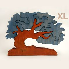 Big Escandinavian Tree of Wishes  Good Luck Gift  by florymadera #teampinterest