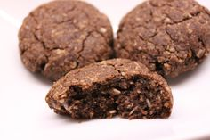 Chocolate Coconut Cookies #Paleo