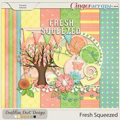 Fresh Squeezed By Dandelion Dust Designs