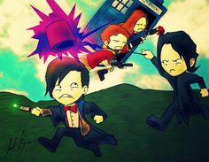"""""""I'm the only Time Lord at Hogwarts. People laugh at my Sonic Wand."""" by JNL"""
