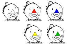 Tito driehoekige neus