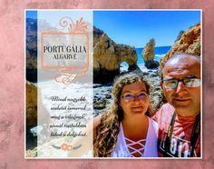 Algarve-Portugália varázslatos tartománya Algarve