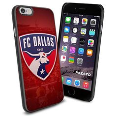 Soccer MLS FC DALLAS SOCCER CLUB FOOTBALL , Cool iPhone 6 Smartphone Case Cover Collector iPhone TPU Rubber Case Black Phoneaholic http://www.amazon.com/dp/B00U2T9GZO/ref=cm_sw_r_pi_dp_n2Zmvb0TGC6ZM