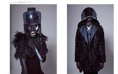 Smear Campaign-NOI.SE Magazine issue # 28 by Dina Yassin, via Behance