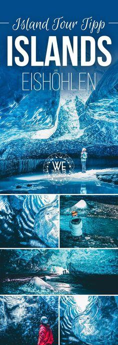 Island Eishöhlen am Gletscher Vatnajökull: Erfahrungsbericht und Reisetipps zu dem Highlight im Süden Islands. Alles was du wissen musst, inkl. Packliste. #island #tourtipp #reisetipps