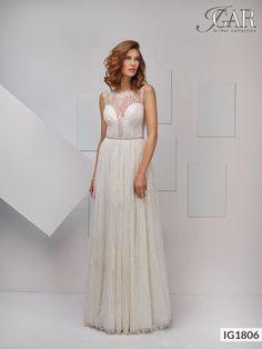 Igar - Jooana Formal Dresses, Model, Wedding, Fashion, Mariage, Moda, Formal Gowns, Scale Model, Casamento