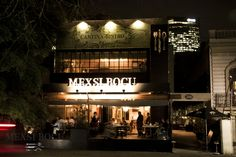 #Restaurante Mexsi Bocu en Colonia Roma