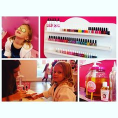 Treat your special little lady to a day at @ggbarrie #spa! Amazing packages & parties that #pamper & make your little #girl feel like a #princess! #glamagal #tweenspa