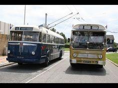 Trolleybus 101 in Arnhem - YouTube
