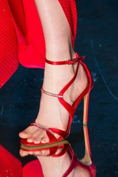 Red Stilettos on Pinterest | Stiletto Shoes, Stilettos and Black ...
