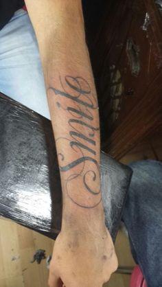 Sonríe,viva la Tinta tepito tattoo