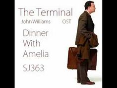 The Second sort of theme of the termial, sounds almost exactly like 'A Happy Navorski Ending' but different -------- Music By John Williams By Soundtrack, Amelia, Music Artists, Scene, Movie Posters, Dinner, Dining, Musicians, Film Poster