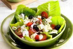 Einfach Lecker » Griechischer Bauernsalat » Finden Sie leckere Rezeptideen für jeden Tag, die Ihnen das tägliche Kochen leichter machen. » Einfach Lecker