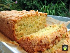 A wonderful soft, moist and sweetish loaf cake perfect with a cup of tea! A wonderful soft, moist and sweetish loaf cake perfect with a cup of tea! INGREDIENTS 3 eggs 2 cups sugar 1 cup oil *** See … Zucchini Bread Recipes, Zucchini Cake, Zucchini Bread With Pineapple, Healthy Zucchini Bread, Shredded Zucchini Recipes, Pumpkin Zucchini Bread, Yellow Zucchini, Zucchini Bites, Recipe Zucchini