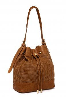 Stitched Bucket Bag from Colette Hayman R549,90