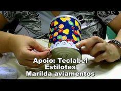 CRIS AZEVEDO EM DICAS DE RECICLAGEM- LATA - YouTube