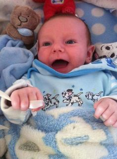 Vote for # in the BabyVote Cutest Baby Competition!
