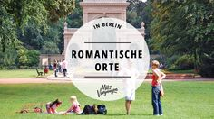 """Berlin genießt zwar nicht den Ruf als """"die Stadt der Liebe"""", trotzdem gibt es auch bei uns eine Menge Orte, die eine wunderbar romantische Kulisse bieten."""