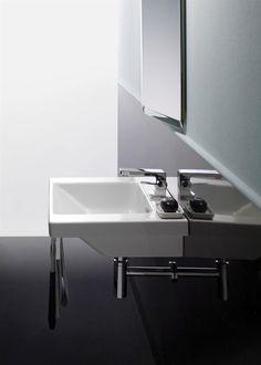 GSI ceramic | Norm, washbasin 55x47 - 42x34