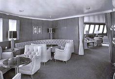 San Diego, Ms, German, Ships, Lounge, Luxury, Board, Wool, Deutsch