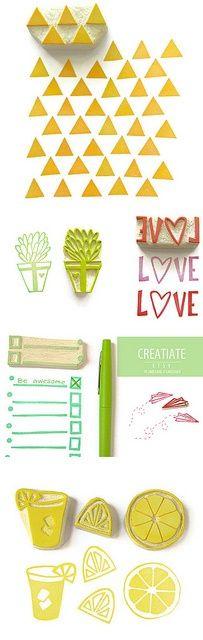 Easy Ink stamps - quick design tip