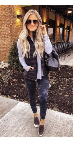 Very professional in a Tractor Supply parking lot ? but posting today's outfit because you all NEED this long sleeve tee (that's of… Mom Outfits, Winter Fashion Outfits, Casual Fall Outfits, Fall Winter Outfits, Trendy Outfits, Autumn Fashion, Cute Outfits, Cute Legging Outfits, Winter Clothes
