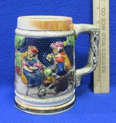 Collectible ceramic Beer Stein Mug