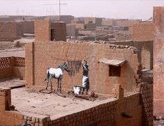 Banksy takes on Mali - love this!