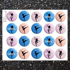 Dancer Buttons 20 Pack Dance Party Favors Pinback Buttons | Etsy Party Gifts, Party Favors, Funny Buttons, Work Jokes, Work Gifts, Barbie Birthday, Cheap Gifts, Pin Badges, Pinback Buttons