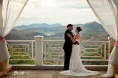 Bride and Groom in Nicaragua