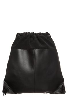 This drawstring backpack from Zign is the perfect mix of practical and cool for Berlin.