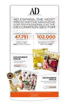 Creatividad para comunicación online. Ad Architectural Digest, Social Class, Creativity