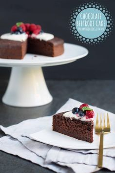 Chocolate beetroot cake Chocolate and beetroot is a heavenly combination that is definitely worth a try.Eating cake and having veggies at the same time sounds like a pretty good idea to me! This cake is rich and moist and you'll have no trouble getting the kids to try some. Nutrition Note;A surprising ingredient to your …