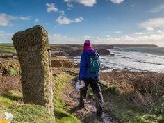 5 Days Beginners Yoga Retreat and Guided Coastal Walks in Cornwall, UK