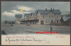 Obrázek nádraží