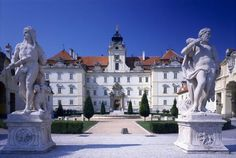 #Valtice Chateau in South Moravia  from Czech Tourism via Twitter