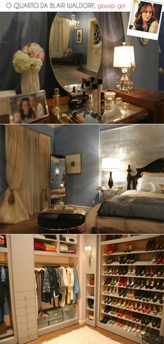 I Love Blair And Her Bedroom, Oh God, Is So Perfect For Me!