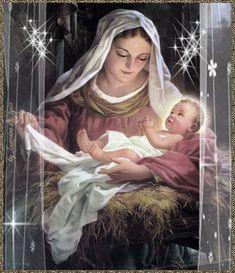 Cantinho de Imagens da Guerreira: Mãe e Jesus