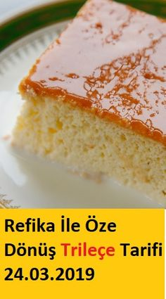 Tri Lece, Cookery Books, Turkish Recipes, Herbal Remedies, Feta, Ham, Yogurt, Herbalism, Cheesecake